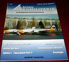 Air Britain Aeromilitaria 128 Winter 2006 Meteor,Javelin