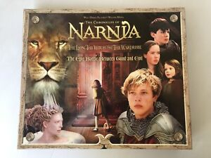 NECA Chronicles of Narnia: Lion, Witch & The Wardrobe Board Game