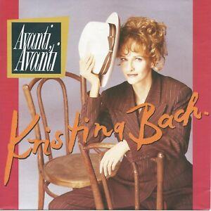 "Kristina Bach - Avanti Avanti (7"" Intercord Vinyl-Single Germany 1994)"
