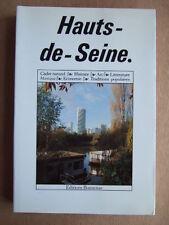 ARIES : HAUTS-DE-SEINE. EDITIONS BONNETON Collec. Encyclopédies Régionales