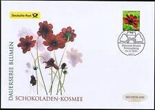 BRD 2015: Schokoladen-Kosmee! Post-FDC der Nr 3189 mit Berliner Stempel! 1712