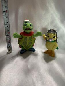 Wonder Pets Figure Tuck Ming Ming Plastic 2007 Mattel Viacom Figures