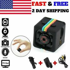 USA Mini Camera CAM COP Hidden Motion Activated Cam IR Night Vision DVR