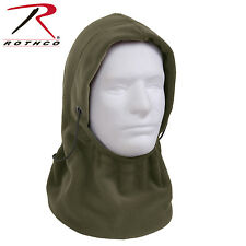 ROTHCO Face Mask/Hood Adjustable Fleece BALACLAVA - OLIVE DRAB OD GREEN