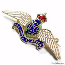 WW1 Royal Flying Corps RFC 1912-18 Sweetheart Brooch Badge - Air Force RAF #A010