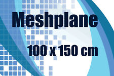 Meshplane * Banner aus Mesh * 100x150 cm* bedruckt * schneller Versand