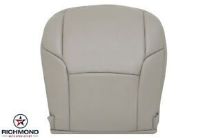 For 2003-2009 Toyota 4Runner Limited -Driver Side Bottom Leather Seat Cover Tan