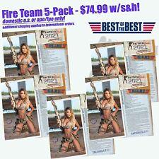 Tactical Girls 2021 Gun Calendar - 5 pack $69.99 w/S&H USMC Soldier Gift
