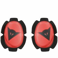 Dainese Pista Knee Sliders Fluo Red/Black