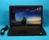 "Dell Inspiron 17 3793 Laptop DVD 17.3"" Intel i3-1005G1 1TB HDD 8GB RAM Win10"