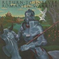 """RETURN TO FOREVER """"ROMANTIC WARRIOR"""" LP VINYL NEU"""