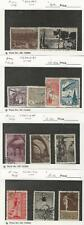 Russia Postage Stamp, #666-7, 678-81, 687-9, 698-700 Used, 1938, DKZ