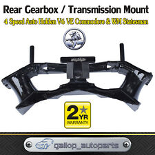 For HOLDEN TRANSMISSION GEARBOX MOUNT TRANS MOUNTING 07-12 VE WM V6 M30 4 SPEED