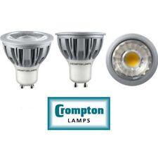 Pack of 3 Crompton LED GU10 5W COB Warm White Flood Lamp - LGU105WWCOB