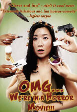 OMG... We're in a Horror Movie (DVD)  New - Free Shipping!