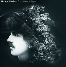 Somewhere in England 0724359423524 by George Harrison CD
