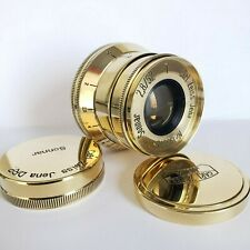 Lens SONNAR Carl Zeiss Jena DRP Sonnar 2.8/ 52mm Rangefinder M39 LEICA