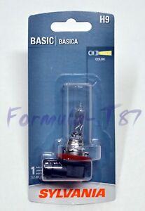 OpenBox Sylvania H9 65W One Bulb Head Light High Beam Replacement Plug Play OE