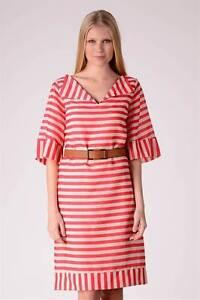 Howard Showers Cotton Kaftan Tunic Size 8 RRP $149