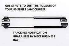 1 pair REAR TAILGATE GAS STRUTS FIT 80 SERIES TOYOTA LANDCRUISER  1990 to 1997