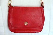 NEW Debenhams Collection Medium Red Handbag with Shoulder & Cross Body Straps