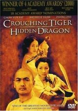 Crouching Tiger, Hidden Dragon - Dvd