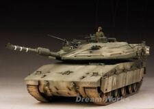 Award Winner Built Academy 1/35 Israel Merkava MK IV MBT +Figure +PE