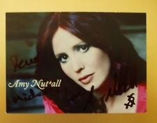 Emmerdale Uncertified Television Collectable Autographs