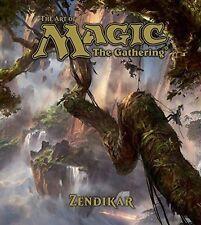 The Art of Magic the Gathering: Zendikar - Hardcover, New!