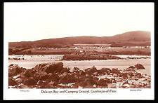 GATEHOUSE OF FLEET DALAVAN BAY & CAMPING GROUND PHOTO POSTCARD M' Murray Bros