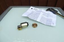 More details for 7mm/o msc crailcrest (buhler) motor single reduction 25:1 gearbox & flywheel