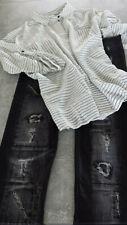 Damen-Outfit, 2-teilig, Leggings Gr.36/38 und Bluse Gr. 40