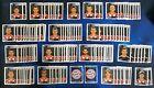128x PANINI UEFA Champions League 2010/2011 Sticker - FC Bayern München Lot