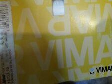 10 pz VIMAR IDEA PLACCA RONDO' 3M 16753.10 METALLO  colore bianco avorio