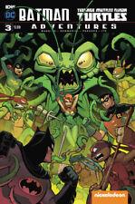 Batman Adventures Teenage Mutant Ninja Turtles #3 Variant Comic 2017 - DC Comics