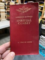 SPIRITUAL COMBAT AND A TREATISE ON PEACE OF SOUL By Lawrence Scupoli 1960