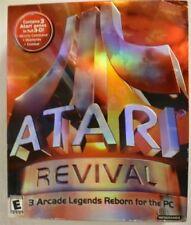 ATARI Revival-3 Arcade Legends Reborn PC Games- Brand New Sealed-Fast Ship-GS133