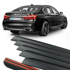 For BMW 7-Series G11 G12 Sedan Unpaint Trunk Lip Spoiler PUF 2016-2018