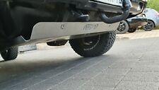 Mercedes Benz G W463 Unterfahrschutz Tankschutz