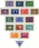 ISLAND 1902-2009 ** POSTFRISCHE KLASSESAMMLUNG mit ALLTHING etc(B9488d