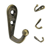 1/2/5 PPCS Alloy Hanger Rack Clothes Hook Key Hat Cup Wall Hooks Hanger Holder#