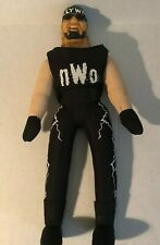 "WCW nWo Hollywood Hulk Hogan 18"" Plush Play-By-Play 1999 Vintage 90s Wrestling"