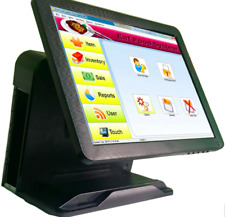 "Pos 15""Touch screen retail"