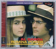AL BANO & ROMINA POWER I GRANDI SUCCESSI ORIGINALI 2 CD F.C. SIGILLATO!!!