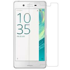 Tempered Glass Screen Protector 9H Oleophobic Coating for Sony Xperia- X