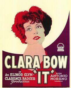 It - 1927 - Josef von Sternberg Clara Bow - Vintage b/w Pre Code Silent Film DVD