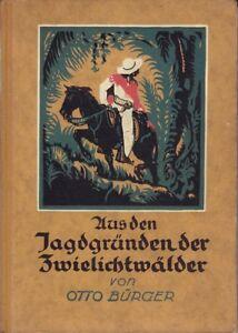 Aus den Jagdgründen der Zwielichtwälder, Fahrten und Abenteuer Orinoko, 1923