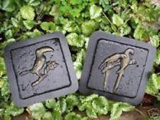 2 accent tropical tile abs plastic molds