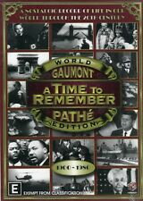 A Time to Remember - World Edition - 1900 - 1980 - 5DVDs - Brand  New - Region 4