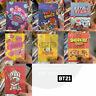 BTS BT21 Official Authentic Goods Eadge Color Note Snack Ver 110x152mm 176P